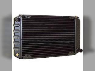 Radiator John Deere 375 3375 AM130325
