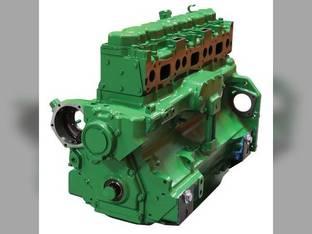 Remanufactured Engine Assembly Long Block 7.6L John Deere 4055 4255 4455 6076