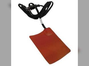 "Kat's Flexible Hot Pad Heater 4"" x 5"" 150 Watt 120V"