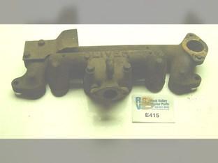 Manifold-exhaust