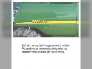 Used Gull Wing Door LH John Deere 9560 9650 9660 9750 9760 9860 AH150947