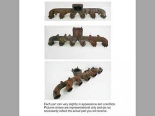Used Exhaust Manifold Case IH 8910 9130 7130 7140 7230 7120 7150 8920 MX200 7240 7220 8950 9330 MX180 9210 MX220 7250 9230 7110 9110 8940 7210 9240 9310 8930 J906720