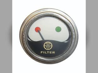 Used Air Cleaner Change Indicator Gauge International 4586 1568 4568 4366 Hydro 100 966 1566 1466 4386 766 1066 1468 1341364C1