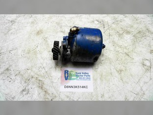 Pump And RES. Assy