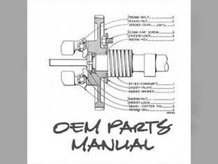 Parts Manual - 1050 John Deere 1050 PC1766
