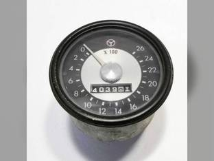 Used Tachometer Gauge Ford 7500 9600 5500 8200 8000 8400 5550 8600 750 9200 9000 C7NN17360A