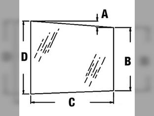 Glass, Door, Upper