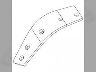 Wear Bars -Set Of 2 - Chrome Case IH 1688 2388 1680 1682 2188 International 1482 1480 B94527