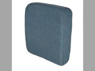 Backrest Fabric Blue Ford 7810 8730 TW15 7910 6410 TW35 6610 8830 8530 7710 6810 7410 5610 8210 5900 7610 TW5 5110 TW25 6710 8630 E3NNE415AA