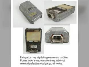 Used Tailings Elevator Sensor Module 8 Pin John Deere 9550 9650 CTS 9560 9760 9450 9860 9660 AH158581