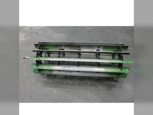 Used Cleaning Fan Assembly John Deere 9660 STS 9860 STS S680 9770 9760 STS 9870 9670 9750 STS S670 S690