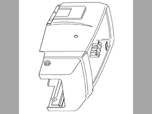 Cover, Radiator