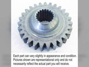 Used Hydraulic Pump Drive Gear 27 Teeth IH International 3588 6788 3388 6388 6588 3788 134455C1