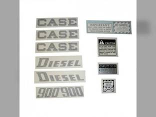 Decal Set Case 900