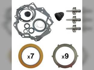 PTO, Clutch Disc & Gasket Kit