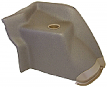 Fender, Left Hand, with Cup Holder
