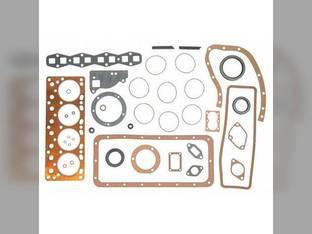 Full Gasket Set Massey Ferguson 230 50 2135 2200 F40 35 204 150 TO35 235 135 245 202 837834M91 Continental Z134 Z145