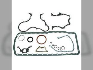 Conversion Gasket Set Ford 7810S 7840 BSD666 456T 401 456 8240 8340 81878062 New Holland 8010 81878062