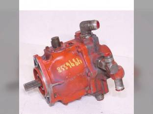 Used Header Drive Pump Hesston 6550 6450 6650 6455 6555 7896558