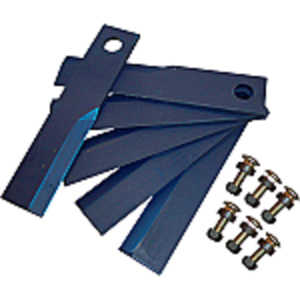 Straw Chopper Blade Kit - Single Bevel