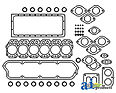 Gasket Set Overhaul without Seals A-RE524107