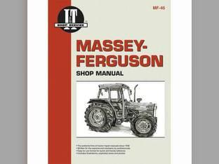 I&T Shop Manual Massey Ferguson 383 383 365 365 390 390 390T 390T 362 362 375 375 398 398