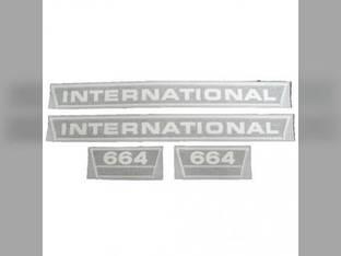 Decal Set International 664