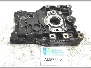 Cover-transaxle Front