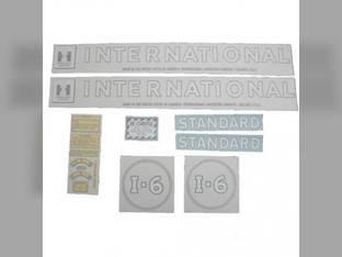 Decal Set International I6