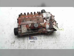 Pump-fuel Injection   1500 Rpm
