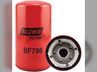 Filter Fuel Spin on BF798 Case CX210 CX230 Hitachi ZX110 ZX120 Caterpillar 96-9625 Kobelco 2451U-2112 Mitsubishi ME056280