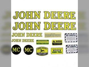 Decal Set John Deere MT