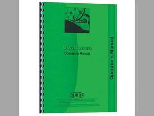 Operator's Manual - 440 Owatonna 440
