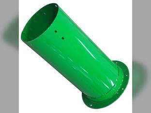 Auger Tube Grain Tank Loading