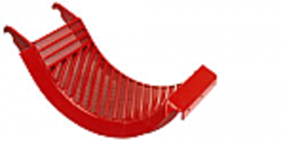 Front Helical Concave