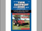 Manual, Hot Line Farm Equipment Guide