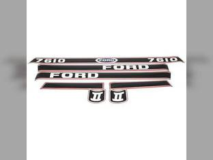 Decal Set Ford 7610