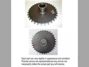 Used Axle Drive Sprocket New Holland LS190 LX865 LS185B LS180B L180 L190 LS190B L865 LX985 L185 LS180 LX885 9841006
