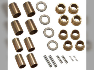 Seat, Bushing Kit