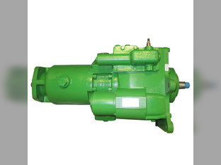 Hydrostat, Pump and Motor