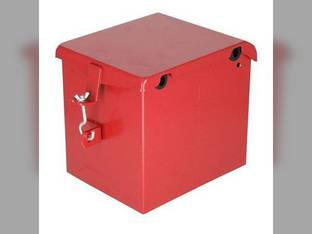 Battery Box With Lid International H H H H Super W4 Super W4 W4 W4 I4 I4 OS4 OS4 HV HV O4 O4 Super H Super H 51686DBX