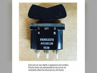 Used Control Switch John Deere 9560 9760 9510 9400 9860 9660 CTS 4890 9600 4990 9500 9410 9610 AH109120