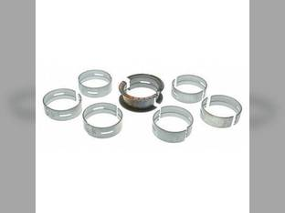 "Main Bearings - .020"" Oversize - Set John Deere 644B 5020 5010 7520 760A 760 6030 770 700 700A"