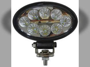 Oval LED Light