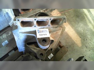 Support Assy-front