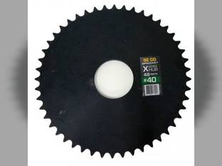 Weld-On Sprocket #40 Chain 48 Tooth X-Series Hub