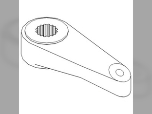 Arm, Steering, Left