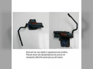 Used Single Spool Hydraulic Valve Ford 2310 3500 4130 7600 2910 5900 3000 3930 7700 3610 3910 2120 2110 6700 4140 4000 4630 5000 2100 7000 6600 4110 5100 2810 4600 2600 4100 5600 4610 5700 2000 3600