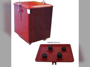 Battery Box With Cover International Super A Super A 130 130 Super C Super C 100 100 140 140 200 200 230 230 350637R92