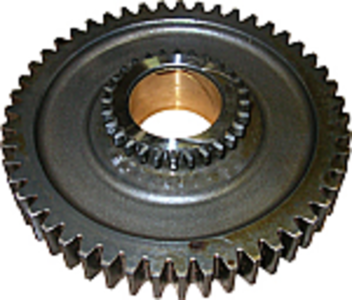 Gear - Transmission 1st, 49 Tooth